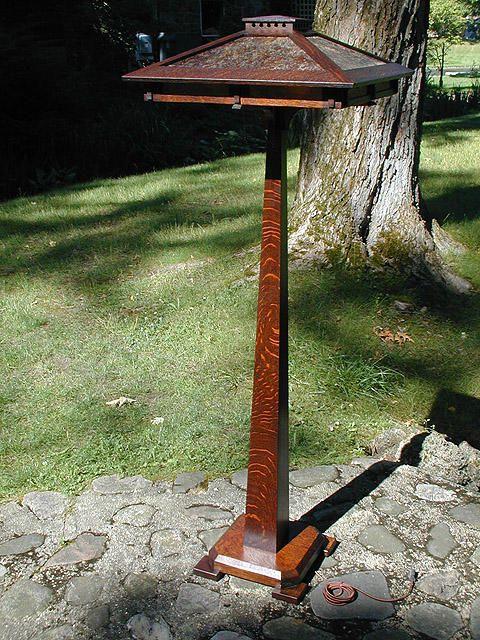 Ragsdale Prairie Craftsman Floor Lamp