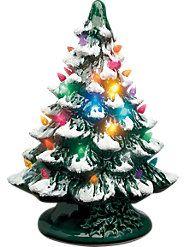 74 best Ceramic christmas trees i love images on Pinterest ...