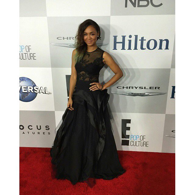 Artist Crystal Kayak  looked fab last night in a black #christoscostarellos evening gown on the #GoldenGlobes #RedCarpet!!! #madeingreece #ohsochic #crystalkay #costarellos #hollywood #thatdress #blacklace #goldenglobesoutfit #bestdressed #awardseason #goldenglobeslook #hotlook #fashion #athens #greece #madeingreece #pfw #fashionweek #model #fashionnews #eveningdress #luxuryfashion #couture #moda #mode #fbloggers #instyle #styling #style #greatstyle #perfectdress #highfashion #pretaporter