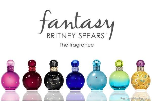 Britney Spears Fantasy Stage Edition Perfume
