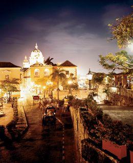 Cartagena, Ciudad Amurallada