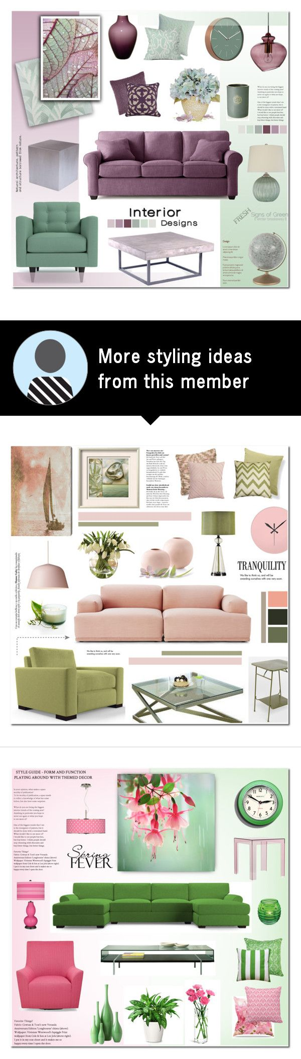 how to create a moodboard for interior design