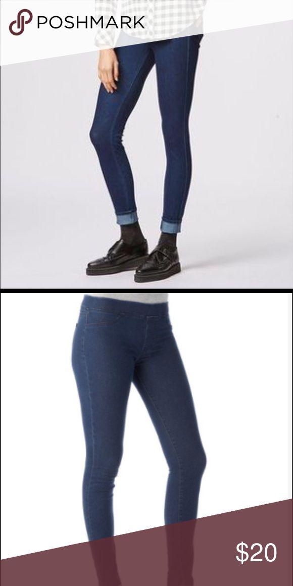 Uniqlo jeggings Never worn! Uniqlo Pants Leggings