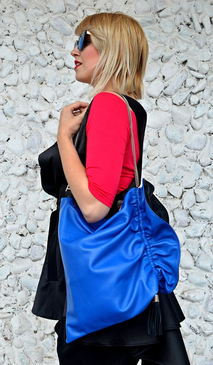 Going fast! Get your hands on Extravagant Blue Leather Bag, Genuine Leather Handbag, Blue Leather Tote TLB17, RISE while you can! 🙌 https://www.etsy.com/listing/515893321/extravagant-blue-leather-bag-genuine?utm_campaign=crowdfire&utm_content=crowdfire&utm_medium=social&utm_source=pinterest
