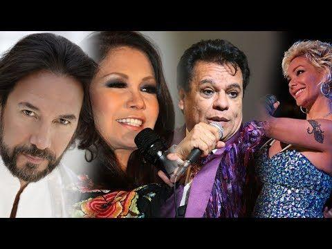 MARCO ANTONIO SOLIS, ANA GABRIEL, JUAN GABRIEL, MARISELA Sus Mejores Exitos - 40 RECUERDOS DEL AYER - YouTube