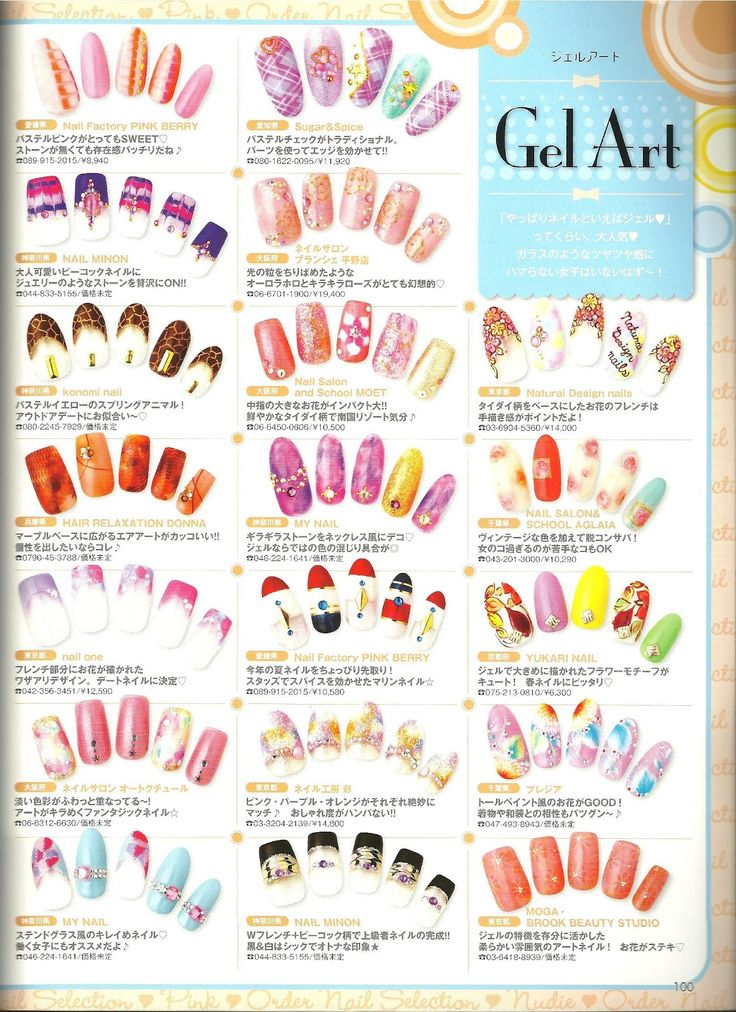 76 best Nail Designs images on Pinterest   Japanese nail art, Nail ...