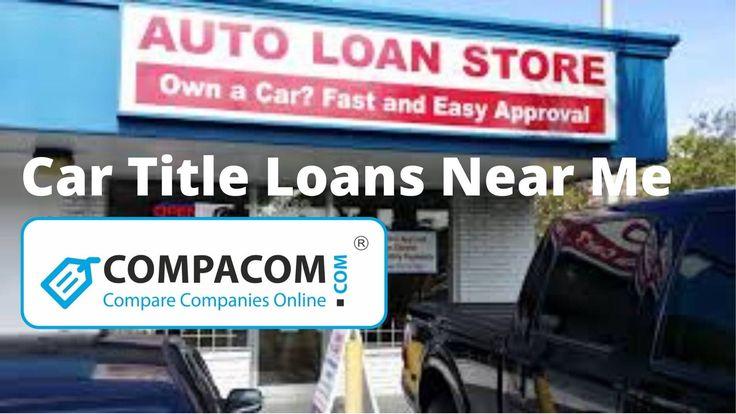 Car Title Loans Near Me Open Today