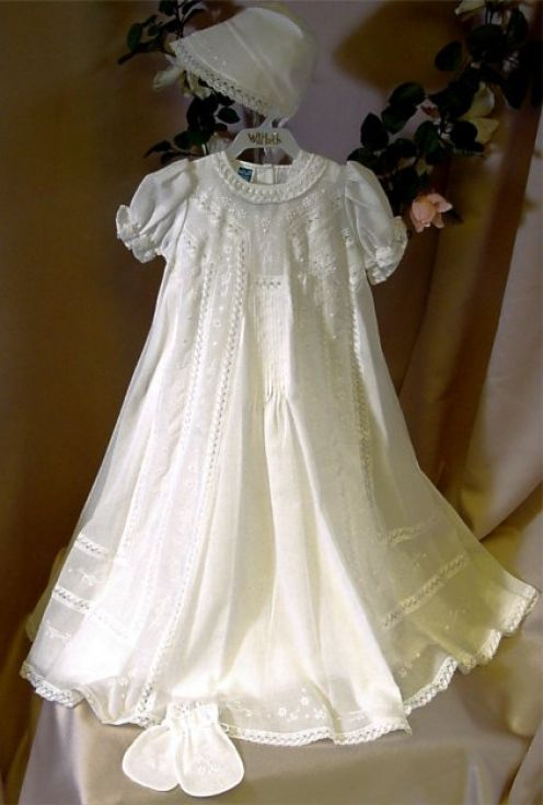 121 Best Christening Gowns Images On Pinterest