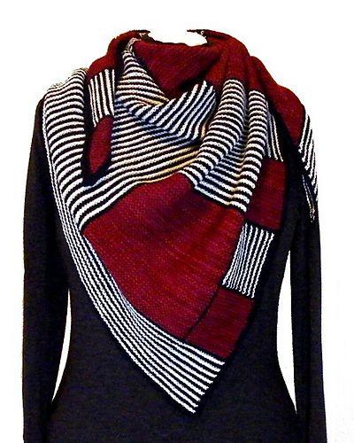 Ravelry: Love Potion No. IX shawl pattern by m1 Designs