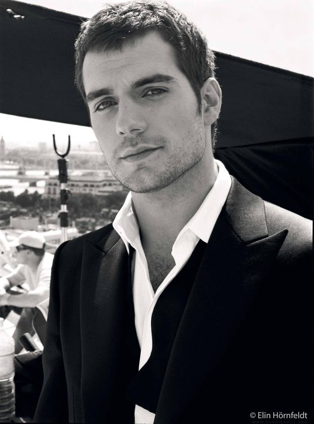Henry Cavill for Dunhill London Backstage and Outtakes by Photographer Elin Hörnfeldt. [via HenryCavillOrg]
