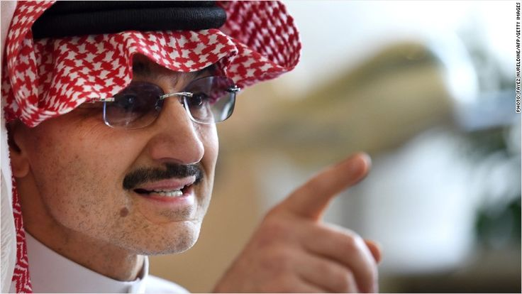 """••Modern investor Saudi Prince Alwaleed bin Talal arrested by local anti-corruption sweep 2017-11-05•• alongside 16 other princes • $750M/$17B confiscated + 7.6% loss in Kingdom Holding stock • yes, he's the famous prince who invested in Apple / Twitter / Citigroup / NY Plaza • he's  grandson of Saudi Arabia's founder King Abdul Aziz Al Saud • not gov pos • fortune since 1979 Saudi real estate & construction + banking • controversies: Trump """"disgrace"""" in election / gives local women more…"""
