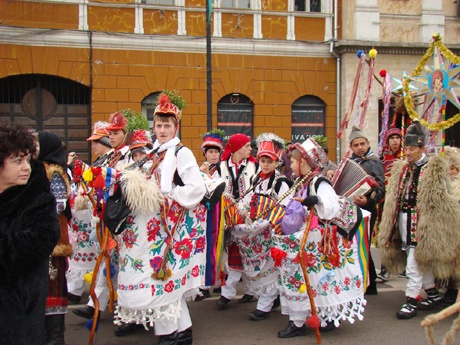 Romania/Horse dance/
