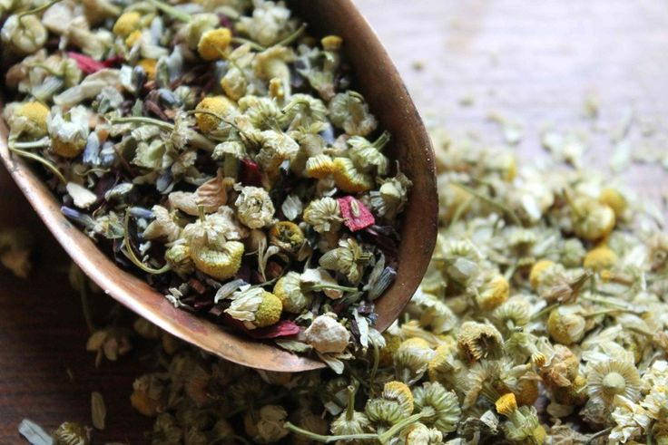 Floral Sonnets: This complex chamomile based blend is the perfect tea for curling up on the couch and reading a good book.