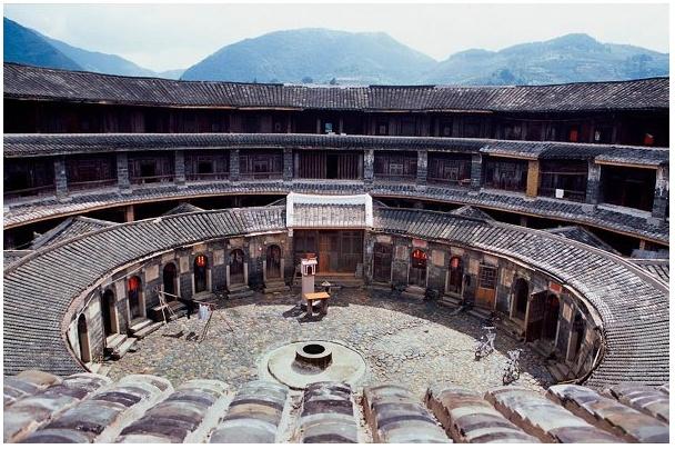 12th Century Chinese housing development