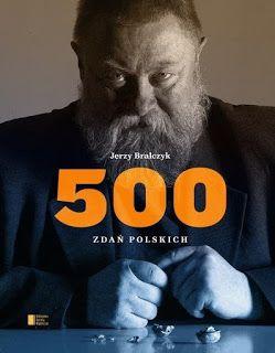 """Literaturomania: """"500 zdań polskich"""" okiem Jerzego Bralczyka"""
