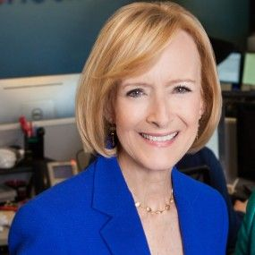 """There have been trade-offs every day, every month, every  year. There's a lot that I missed and I do have regrets in that area, but I have been able to bring to my family the richness of being a journalist."" -Judy Woodruff, broadcast journalist who is the co-anchor and co-managing editor of PBS NewsHour. #WomenWhoInspire"