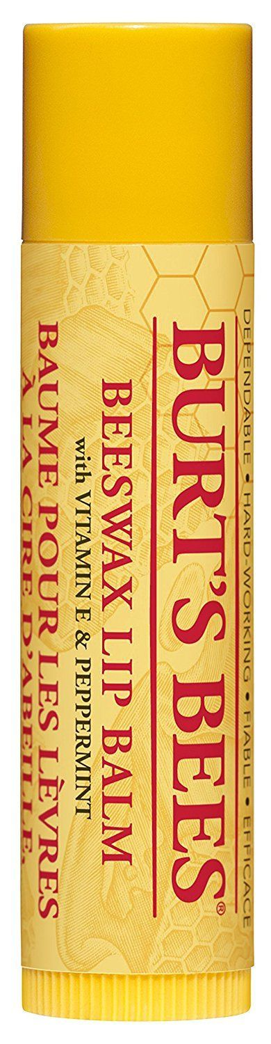 Burt's Bees - Beeswax Lip Balm Tube, .15 oz sticks ** Check out this great image  : dry SkinCare