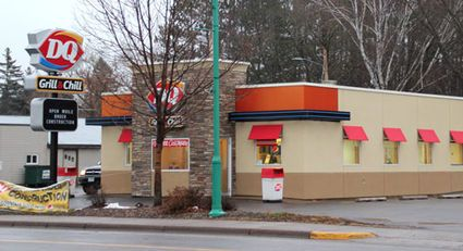 Dairy Queen remodel nearing completion - Moose Lake Star Gazette