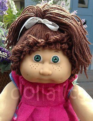 Vintage 1984 Jesmar Cabbage Patch Kids Doll Rare Original Outfit