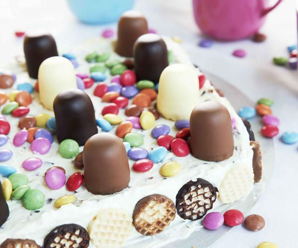 Sweet Easy - Enie backt: Enies Mini-Schokokuss-Torte