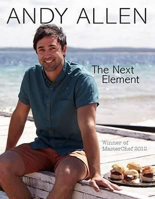 """The Next Element"", Andy Allen, R328 at Exclusive Books"