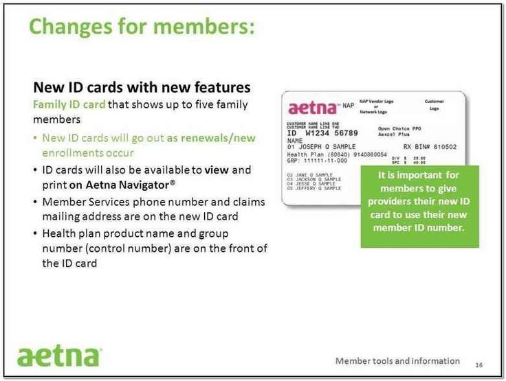 Best absolutely free aetna health insurance card explained