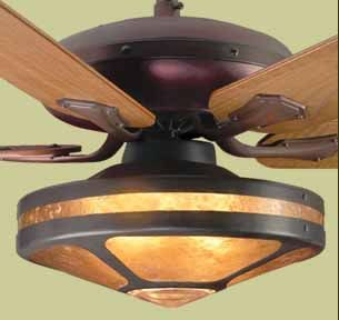 19 Best Ceiling Fans With Lights Mission Arts And