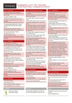 Extending Ruby with C - Part 1 Cheat Sheet: http://www.cheatography.com/citguy/cheat-sheets/extending-ruby-with-c-part-1/