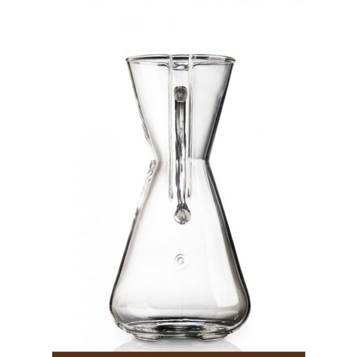 Chemex 1 Cup Coffee Maker with Glass Handle £40