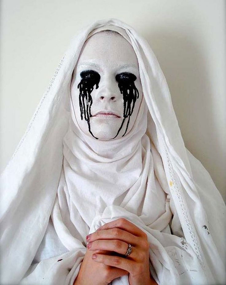 Страшные костюмы на хэллоуин в картинках