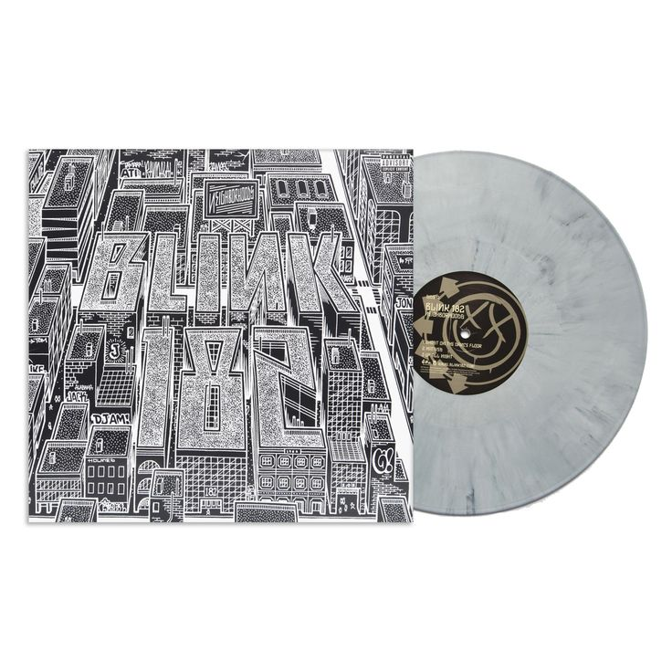 Lazy Labrador Records - Blink 182 · Neighborhoods · 2xLP · Black and White Marble, $94.99 (http://lazylabradorrecords.com/blink-182-neighborhoods-2xlp-black-and-white-marble/)