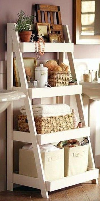 Hoje as dicas são para você organizar o seu banheiro: Organize os shampoos e cremes num suporte no box. Porta talheres são um ótimo recurso para organizar pasta, escova e fio dental dentro da gaveta. Se você gosta de ler no banheiro, tenha um rack ou cesto para guardar as revistas. Mas lembre-se de descartar... continuar lendo