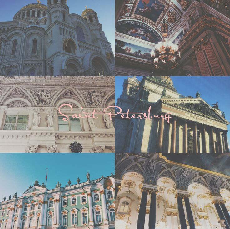 #SaintPetersburg aesthetic