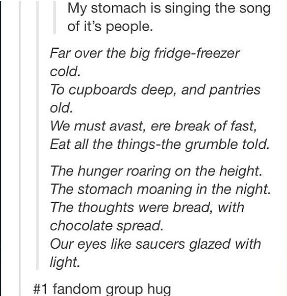 I am forever going to sing this.