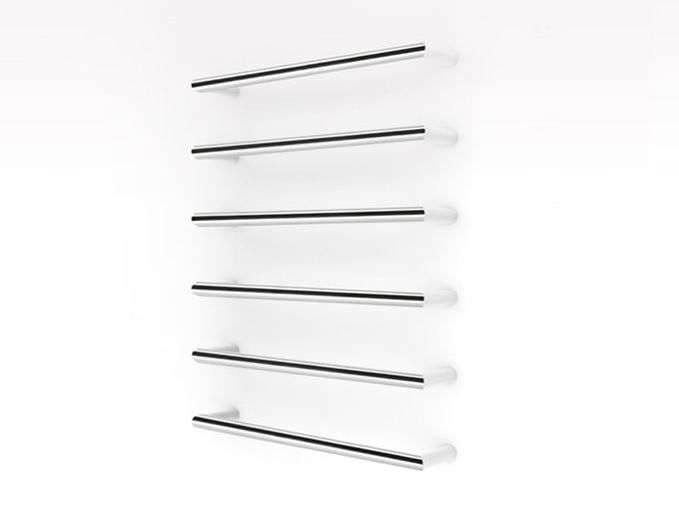 Wall-mounted electric towel warmer M-TUBE by FOURSTEEL