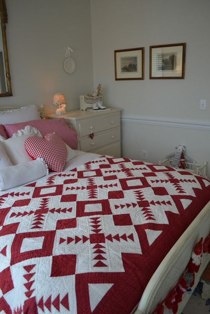 Ralph Lauren quilt purchased at Tuesday Morning!