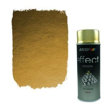 Motip spuitlak chroom goud 400 ml | Lakverf voor binnen | Lakken | Verf | GAMMA