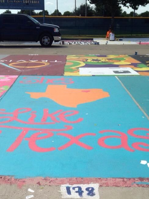 Senior Parking Space Texas Keller Keller Pinterest