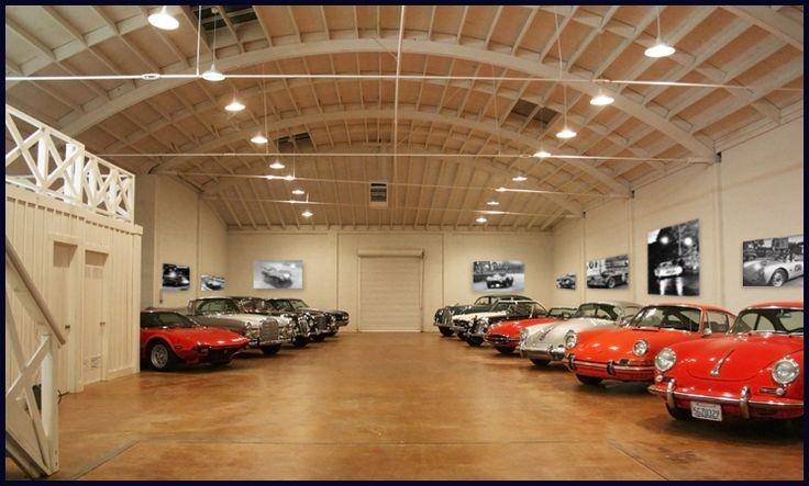 Garage garages pinterest lagerhallen und traumgarage for Garage auto lyon 7