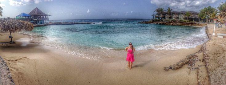 Curacao ja Bonaire: siitä se ajatus sitten lähti (lapasesta)