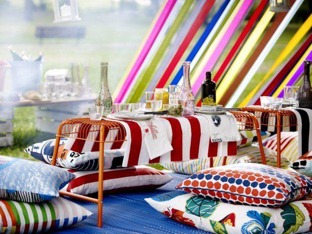 Zdjęcie numer 2 w galerii - Nowa kolekcja IKEA na wiosnę i lato. Meble i akcesoria na balkon, do ogrodu i nie tylko [CENY]