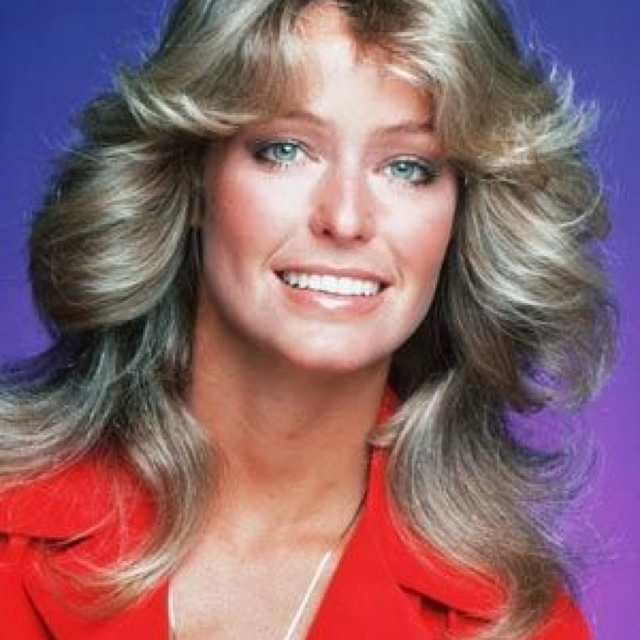 Farrah fawcett should spank redmond
