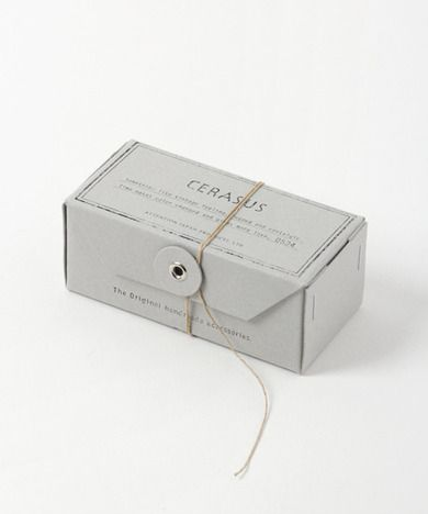 CERASUS Pearl berry Gomlet - URBAN RESEARCH ONLINE STORE