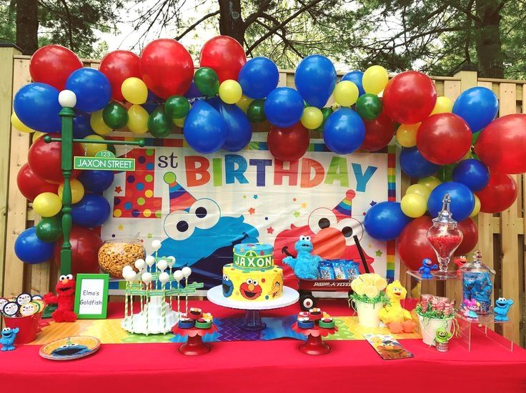 Related Image Sesame Street Birthday Party Sesame Street Birthday Elmo Birthday