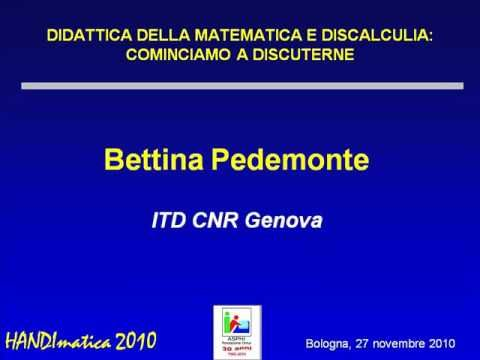 DIDATTICA della MATEMATICA e DISCALCULIA – Materiali di studio | PAIDEIA 2.0 - Officina per la Didattica INCLUSIVA