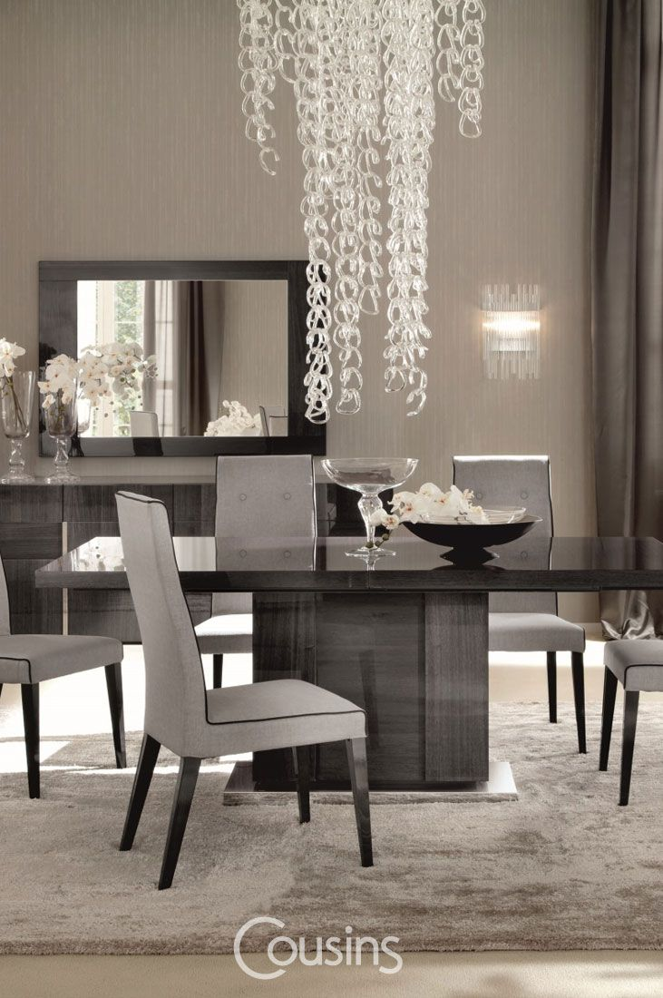 Decoration, Montecarlo Contemporary Dining Table Design Ideas: The Modern  Dining Room Part 88