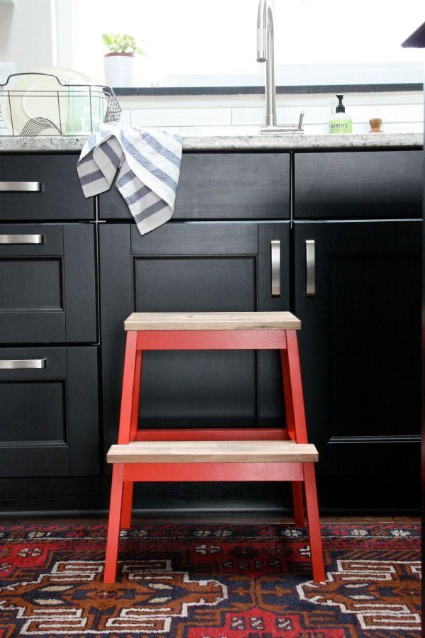 61 besten ikea hack bekv m hocker bilder auf pinterest hocker beliebt und ikea diy. Black Bedroom Furniture Sets. Home Design Ideas