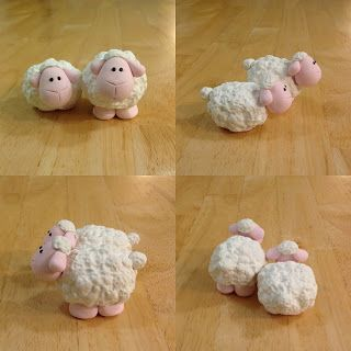 Cute Nativity Holstein sheep!! Instructions on how to make it on expressivecreativity.com, or a link to buy it on Etsy. Can't wait to see what's next on the nativity line.