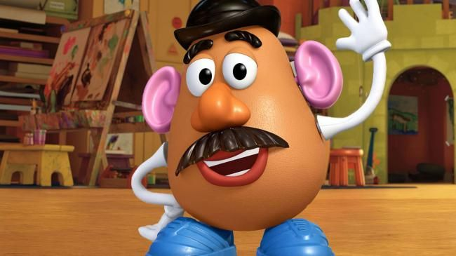 Don Rickles Hadnt Recorded His Mr. Potato Head Lines for Toy Story 4