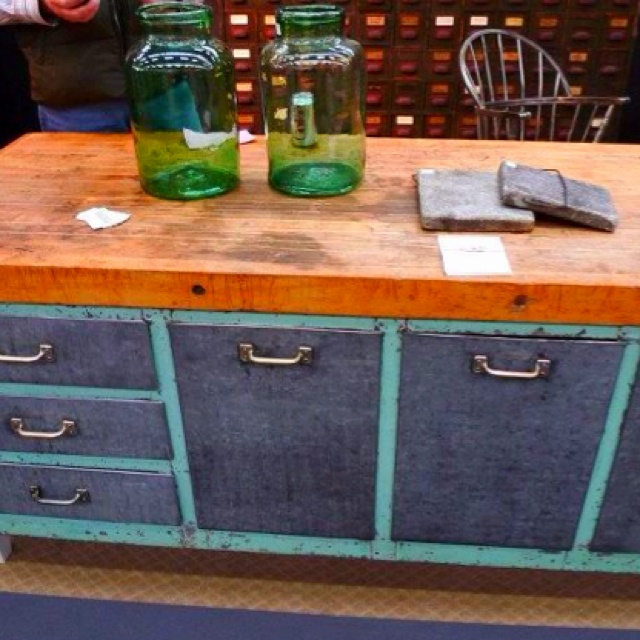 I would LOVE this for a kitchen island. : Dreams Houses, Dreams House On